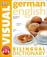 German English Visual Bilingual Dictionary, Paperback by Dorling Kindersley, ...
