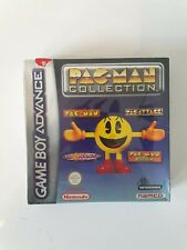 NEW SEALED GAME BOY GAMEBOY ADVANCE GBA BOXED BOITE  PACMAN PAC-MAN COLLECTION