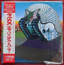 Emerson, Lake & Palmer (ELP) – Tarkus CD 20bit K2 Supercoding – VICP-62115 – New