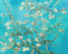 Vincent van Gogh, Almond Blossoms 1890 - Fade Resistant HD Art Print or Canvas