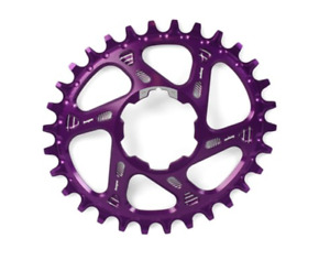 Hope Tech MTB Mountain Bike Oval Spiderless Retainer Ring Chainring : Non-Boost