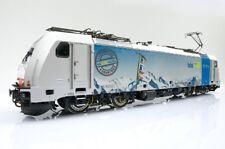Kiss Spur 1 E-Lok BR 186 BLS RAILPOOL mit Alpenpanorama limitiert für KM1