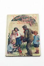 Favorite Nursery Stories 1920 Early LITTLE BLACK SAMBO Illustrated Hardback Rare