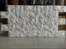 Pannello In Polistirolo EPS Finta pietra mattoncini rivestimento stone fai da te