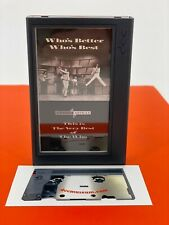 Rare DCC The Who Who's Better Who's Best Digital Compact Cassette