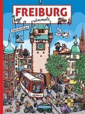 Freiburg wimmelt von Steph Burlefinger (2017, Kunststoffeinband)