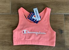 Champion - Rochester Bra T-Shirt Top 403973  Gr  150/155 Neu