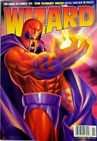 Wizard Guide to Comics Magazine #51 With The Kipper Bros 1995