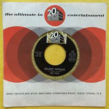 Lena Horne - Now! / Silent Spring - 20th Century Fox - 449 Ex+ Condition