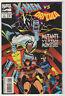 X-Men vs Dracula #1 (Dec 1993, Marvel) [Annual #6] Claremont, Sienkiewicz X