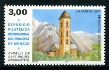 Andorra Fr, 488, Mnh Monaco Intr. Philatelic Exhibition, 1997 x9797