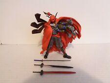1999 ARTFX Final Fantasy XIII 8 Guardian Force #6 Gilgamesh Figure Damaged