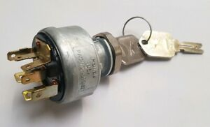 Hyster / Yale Forklift Ignition switch with keys