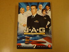 5-DISC DVD BOX / JAG - JUDGE ADVOCATE GENERAL - SEASON 7