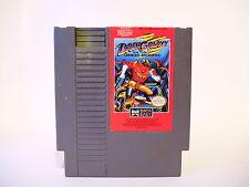 DASH GALAXY IN THE ALIEN ASYLUM Nintendo NES cartridge NTSC videogame