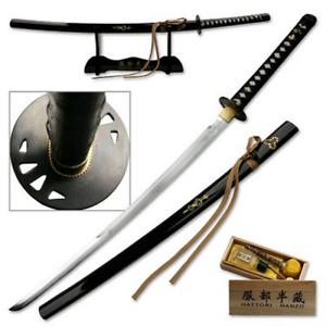 """Hattori Hanzo """" The Bride """" Hand Forged Samurai Sword"""