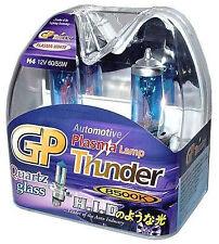 Authentic GP Thunder 8500K H4 9003 Xenon Plasma Ion Light Bulbs Headlamp Beam
