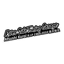 RIVERSIDE AK JDM Sticker Decal Drift Jap Car  #1477A