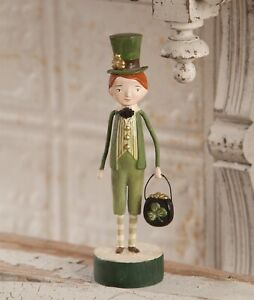 Bethany Lowe St. Patrick's Day Lucky Lad ML8895