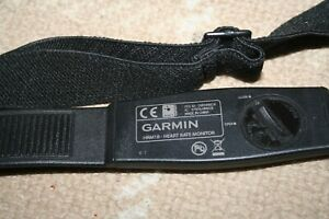 Garmin HRM1B Heart Rate Monitor + Adjustable Chest Strap Running Exercise