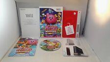 Kirby's Adventure (Nintendo Wii) GIOCO molto raro