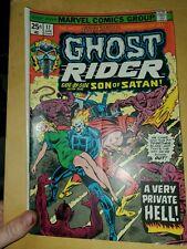 Ghost Rider Comic Book Vol.1 No. 17 April 1976