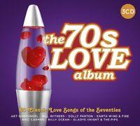 70S LOVE ALBUM / VARIOUS (UK)