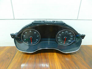 Instrument Cluster Audi A7 A6 4G 2,0 3.0 TFSI Tacho Petrol US Cluster 4G8920982