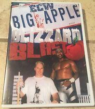 DVD ECW Big Apple Blizzard, Rey Mysterio, Juventud Guerrero, Sabu, Cactus Jack