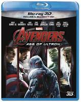 THE AVENGERS - AGE OF ULTRON  3D   BLU-RAY+BLU-RAY 3D