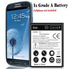 High Power 5250mAh Battery for Samsung Galaxy S III 9300/I535/L710/I747/R530 USA