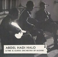 ABDEL HADI & THE EL GUSTO ORCHESTRA OF ALGIER HALO  CD NEW+
