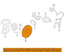 GM OEM-Disc Brake Rotor 23118055