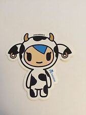 tokidoki sticker - Mozzarella
