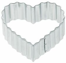 Hearts House Pastry and Cookie Cutters