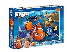 Clementoni - puzzle 3D Nemo de 104 piezas (13401.4)