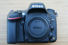 Nikon D600 24.3MP Digital SLR Camera with Grip Extension - 6265 shutter count