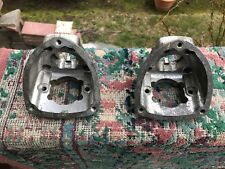Ducati Desmo 900SS 860GT Square Case Cylinder Head Bevel Shaft Tower Housings