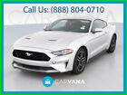 2018 Ford Mustang GT Coupe 2D Perimeter Alarm System Reverse Sensing System Air Conditioning SiriusXM
