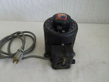 Vintage Powerstat Variable Transformer By The Superior Electric Co