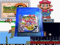 Super Mario Land 2 DX v1.81 Cartridge (FULL COLOR) Nintendo Game Boy GBC Deluxe