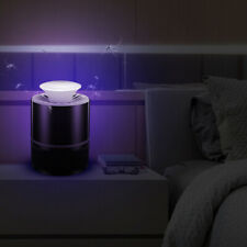 Lampe à LED Anti-moustique éléctrique Piège à Insectes Photocatalyseur de Maison