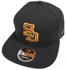 New Era San Diego Padres Cooperstown Snapback Cap Black 9 fifty Limited Edition