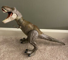Jurassic World 2 Legacy Extreme Chompin T-Rex Tyrannosaurus Rex Mattel 2018 Toy