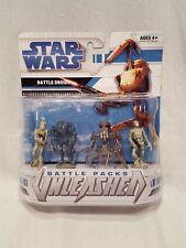 Star Wars Unleashed Battle Pack  BATTLE DROIDS Battle of Utapau