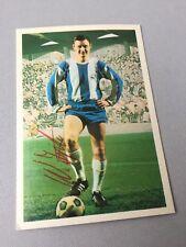 Werner ipta Bergmann Bundesliga 68/69 xautographs Collection Picture Top