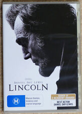 LINCOLN  Winner of Two Academy Awards  -  DVD