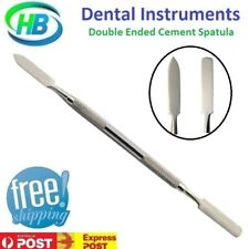 Dental Instruments Double Ended Cement Spatula Orthodontic Lab Carvers Tool