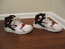 wholesale dealer 659e2 c393c Classic 2003 Used Worn Size 11 Nike Air Flight Huarache Shoes White Black  Red