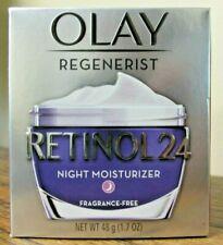 NEW!! Olay Regenerist RETINOL 24 Night Moisturizer FRAG FREE 1.7oz (8168)